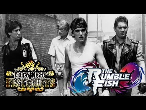 Friday Night Fisticuffs - The Rumble Fish