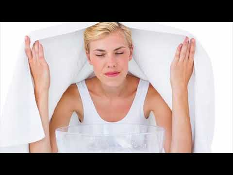 Steam For Sinus Pressure-  What You Have To Do
