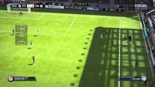 FIFA 15 Matchday           Sv Darmstadt 98 vs St Pauli
