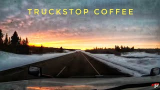 My Trucking Life | TRUCK STOP COFFEE | #1887