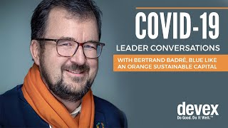 COVID-19 | A conversation with Bertrand Badré