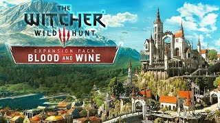 The Witcher 3:Wild Hunt(partiu dlcs BLOOD and WINE )- parte 16