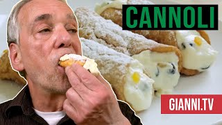 Cannoli, Italian Cooking