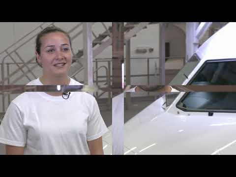 Clip Métier Peintre Aéronautique