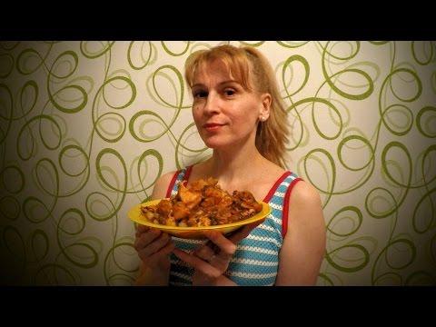 Блюда из курицы и картошки в мультиварке рецепты