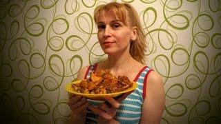 Как приготовить жаркое из курицы с картошкой рецепт Секрета блюда по домашнему вкусно и быстро(Как приготовить жаркое с курицей и картошкой. Ингредиенты на рецепт жаркое по домашнему: Мясо курицы 1 килог..., 2016-05-16T01:58:10.000Z)