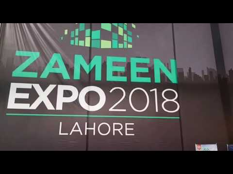 Tour of Lahore Zameen Expo 2018