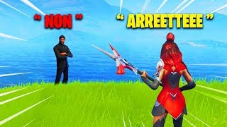 LE RETOUR DU KIKOO RAGEUX SUR FORTNITE BATTLE ROYAL !