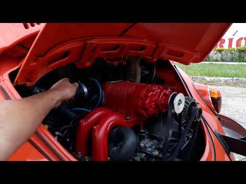 Fusca EJ20 supercharger.