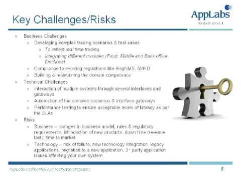 Testing Trading Platforms (Part 1) - AppLabs