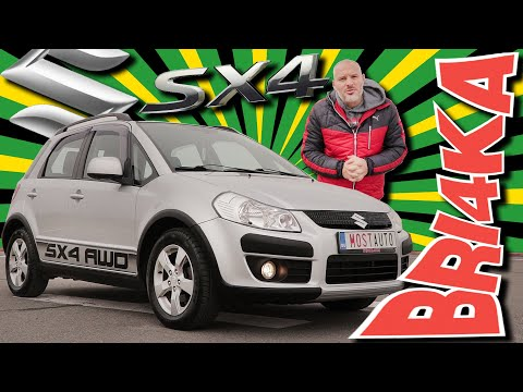 Suzuki SX4 | Test and Review | Bri4ka.com