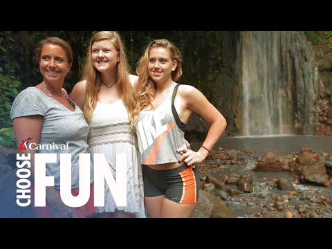 Land & Sea Combo to Soufriere in St. Lucia | Carnival Shore Excursions