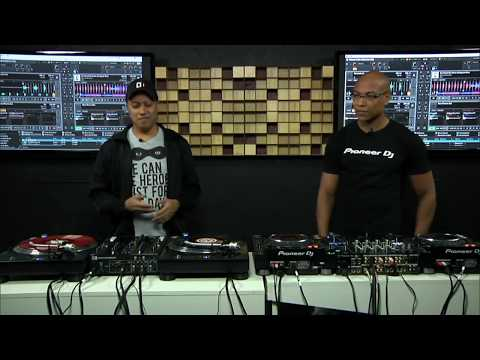 EVOLUÇÃO NA MIXAGEM DJ com DJs GKD e WILL DB