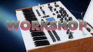 MODULUS MODAL 002 Synthesizer Workshop Music Store
