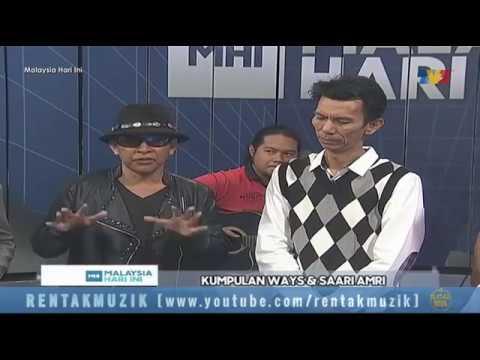 Saari Amri di MHI TV3