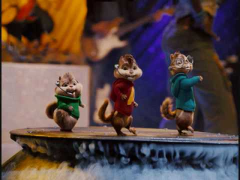 Alvin And The Chipmunks(Beautiful Girl)