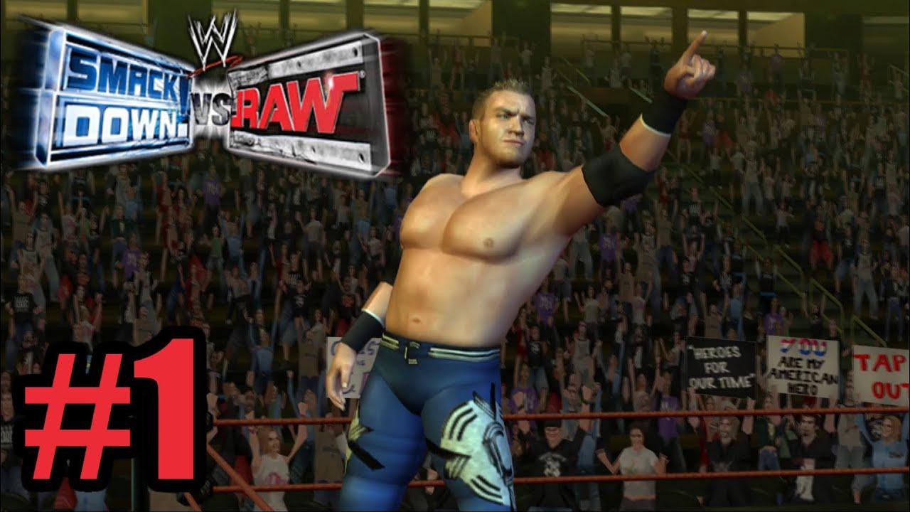 Download WWE SmackDown! vs. Raw: Season Mode (Raw) Part 1