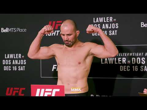 UFC on FOX 26 Official Weigh-ins - MMA Fighting