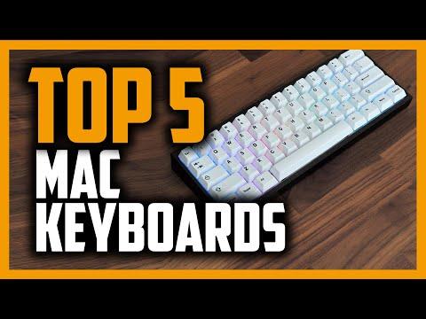 Best Mac Keyboards In 2020 - Top 5 Keyboards For Macbook Pro, IMac & More