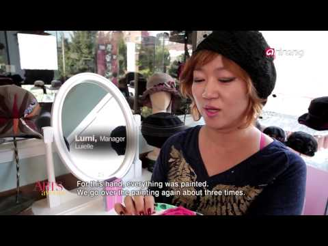Arts Avenue S4-Express yourself through fashion with hat design   나를 표현하는 패션, 모자