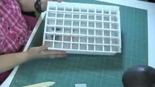Ink Refill  Storage from Foam …