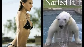 Funny Nailed It Moments (Nailed it Compilation) - DDOF