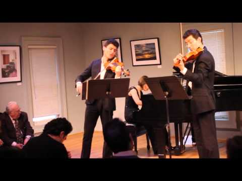 Vivaldi Concerto for two Violins in A minor