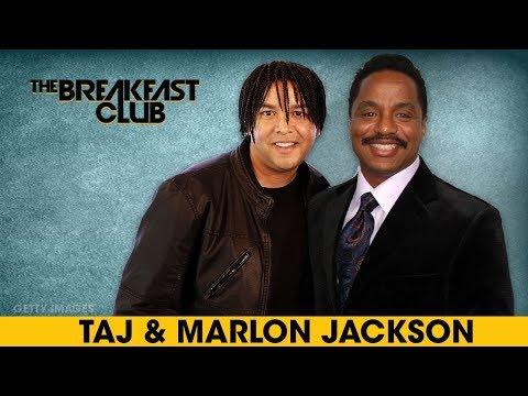 Uptown Angela - Marlon & Taj Jackson Speak Out Against Michael Jackson Documentary