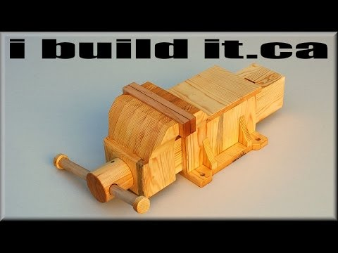 Thumbnail: Making A Wooden Vise