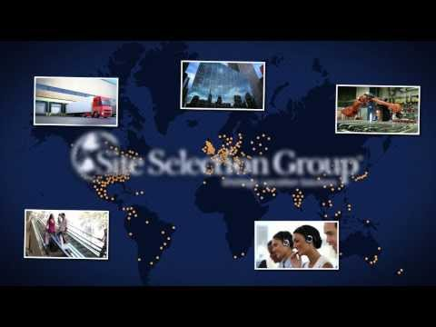 Site Selection Group Corporate Video