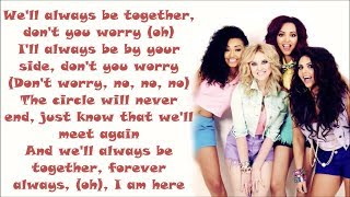 Little Mix Always Be Together Lyrics