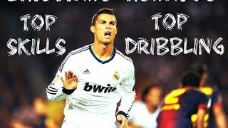 Cristiano Ronaldo▷Top Amazing Skills & Dribbling Show▷Best Emotions▷The Master▷By Lesha Markin