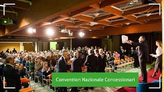 Orogel News 2018: La convention nazionale con i concessionari
