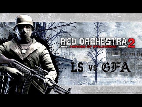 Team GFA - Ro2 Territory vs {LS}