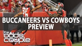 NFL Picks | Odds Couple | Tampa Bay Buccaneers vs Dallas Cowboys