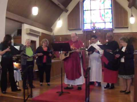 4-13-14 Jesu,Word of God Incarnate - Young at Heart Choir