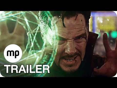 Marvels DOCTOR STRANGE Trailer 2 German...