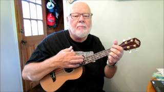 A POWERFUL STRUM PATTERN in 3/4 time - Taught by UKULELE MIKE LYNCH
