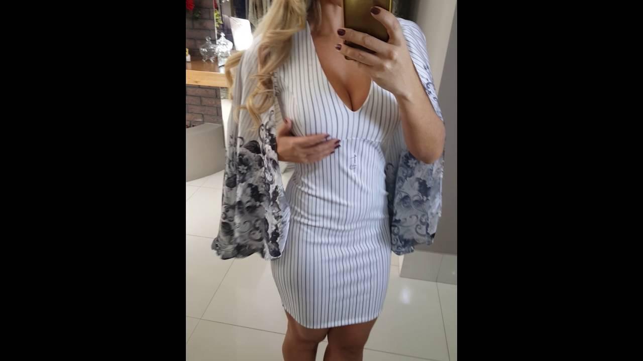 b4d3433d1 Vestido Lança Perfume em alfaiataria e tecido em sobreposição! - YouTube