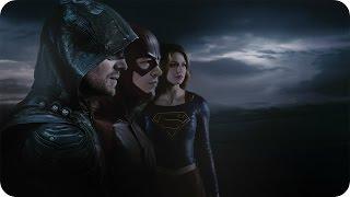 Супергерои CW | Эпичный Трейлер (Русские субтитры)