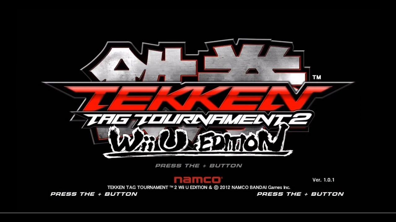 Tekken Tag Tournament 2 WII U ISO (Loadiine) Download - Ziperto