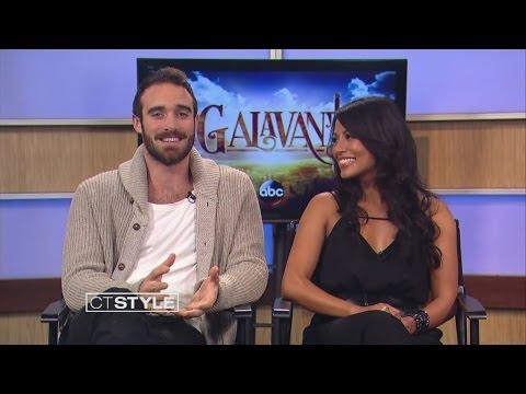 Cast Of Galavant Skypes Style