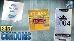 9 Best Condoms 2018