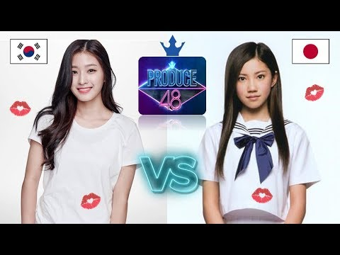 PRODUCE 48 Candidates Mnet Introduction