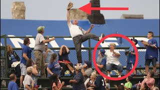 MLB Spectacular Spectator Moments ᴴᴰ