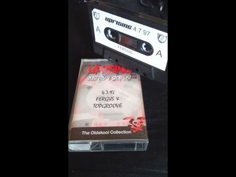 Fergus Uprising 04-07-1997 (MC's Domer ELL Marcus JD Walker)
