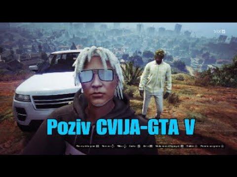 CVIJA – POZIV (OFFICIAL VIDEO GTA V )