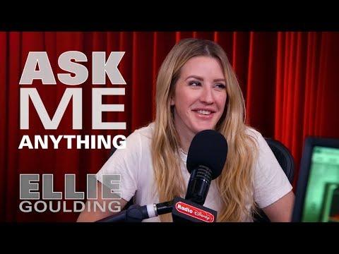 Ellie Goulding Ask Me Anything | Radio Disney