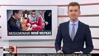 Islamą išpažįstantys pabėgėliai susipažino su lietuviškų Velykų papročiais