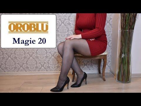 OROBLU MAGIE 20 DEN PANTYHOSE